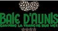 CAMPING LA BAIE D'AUNIS Logo